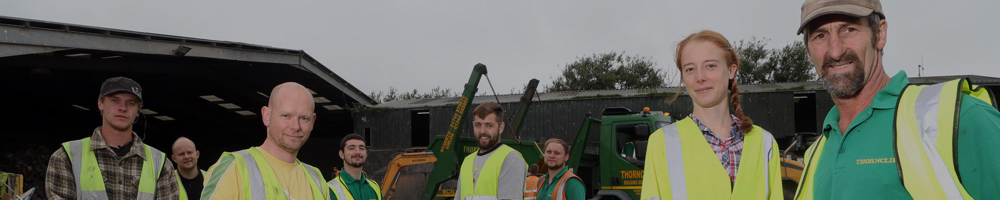 Cambrian Training Company Apprenticeships Sustainable Resource Management SRM Recycling