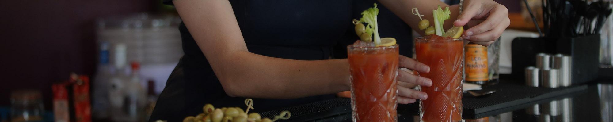 hospitality apprenticeships cocktails bartender