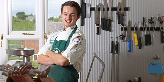 case studies peter rushforth apprenticeships apprentice