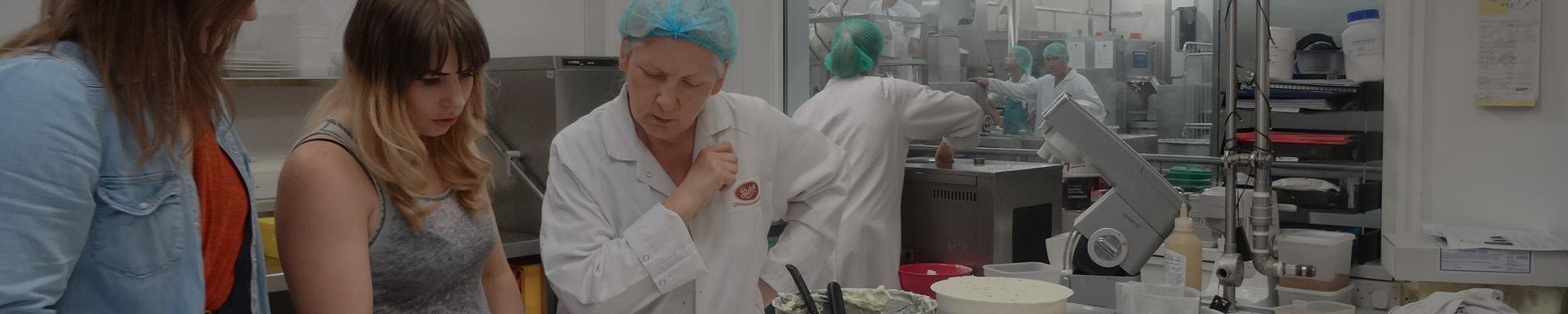 Arwyn Watkins Cambrian Training Apprenticeships Training Provider Wales Welsh Apprentice Sidoli Cake