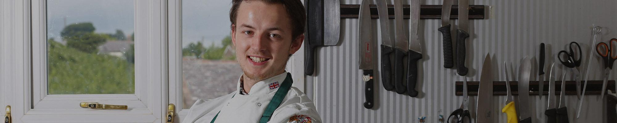 Peter Rushforth Apprenticeships Butchery Worldskills Training Provider Arwyn Watkins Cambrian Training Apprenticeships Training Provider Wales Welsh