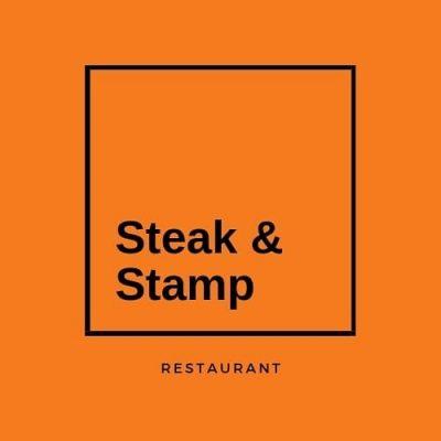 Steak & Stamp